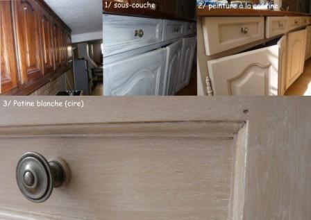 Peinture meuble sans poncer limoges design for Peinture bois sans poncer